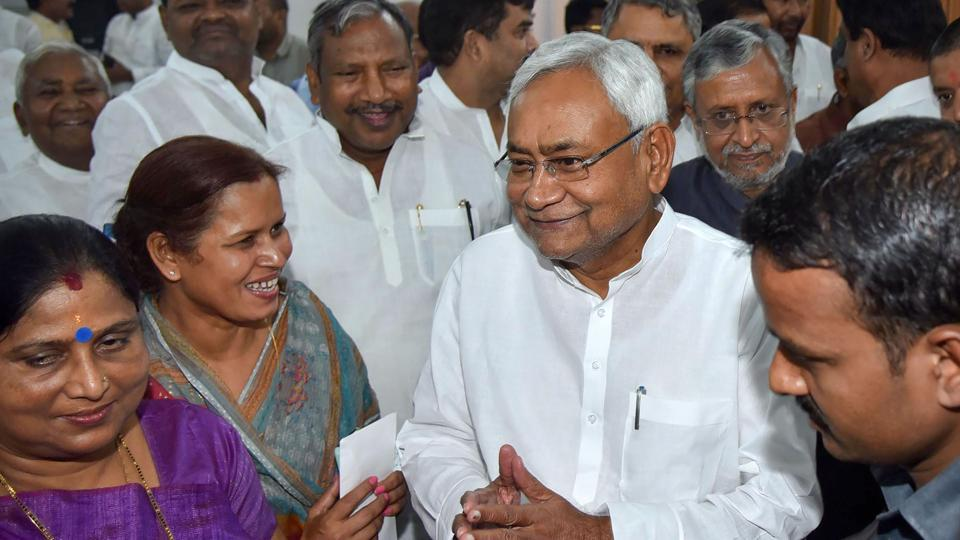 Hours after Bihar Chief Minister Nitish Kumar expanded his Council of Ministers on Sunday, BJP and JDU leaders skipped the 'iftar' party hosted by each other.