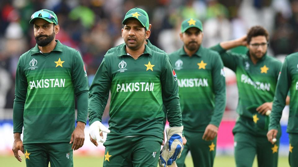 File image of Pakistan cricket team