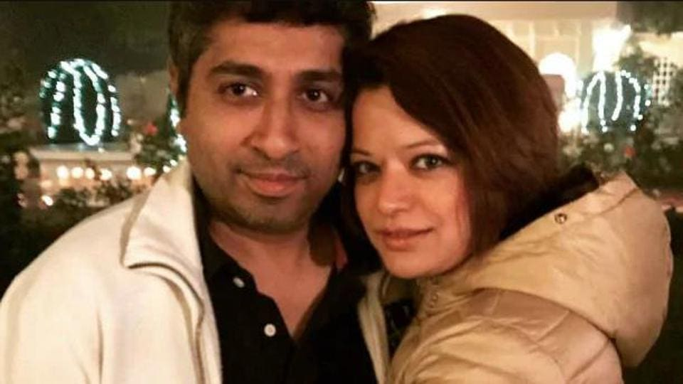Arzoo and Siddharth married after a brief courtship in 2010.