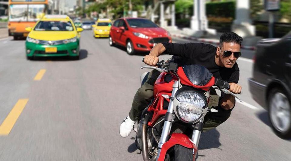 Akshay Kumar will play a cop in Sooryavanshi.