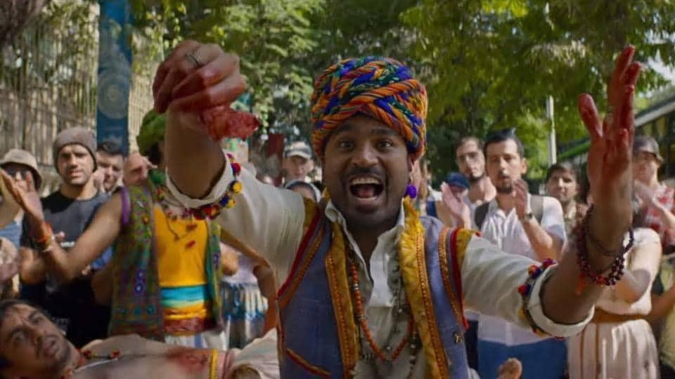 The Extraordinary Journey Of The Fakir trailer,Dhanush,Dhanush Hollywood film
