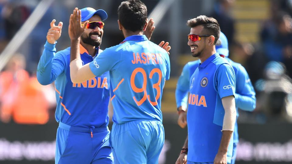 Image result for india vs south africa world cup 2019