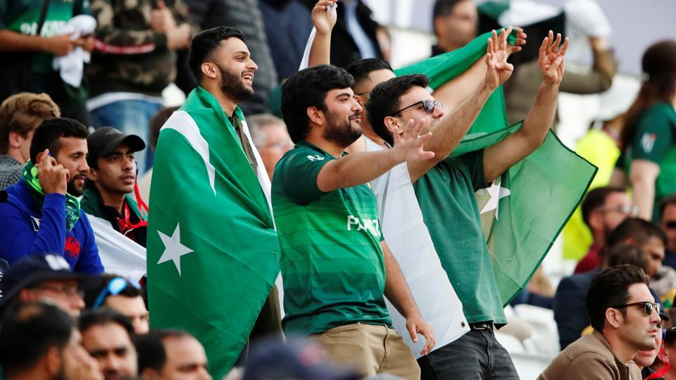 ICC World Cup 2019,England vs Pakistan,Fans