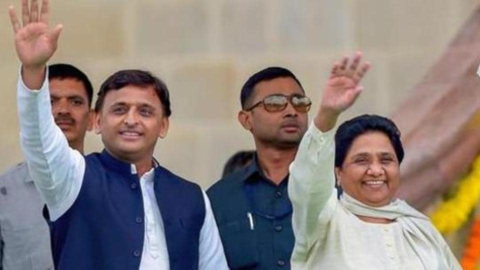 Mayawati insisted that her party's decision to contest by-elections on 11 UP assembly seats wasn't a permanent breakup.