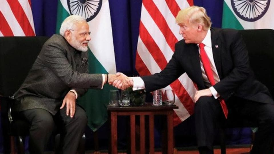 Trump's move ends trade concession to $5.7 billion of goods that India shipped to the US as of 2017.