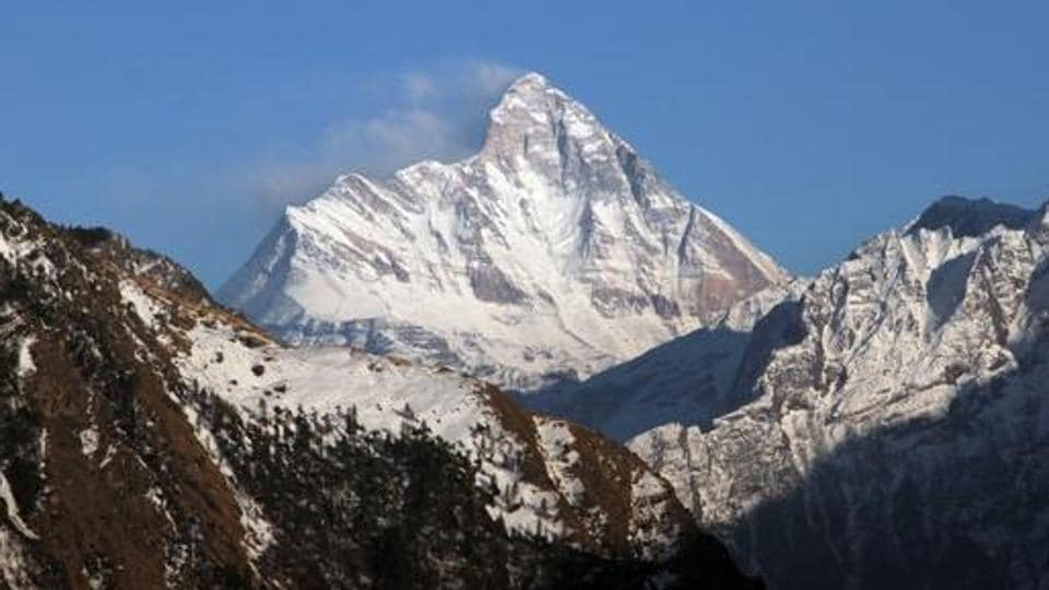 Officials said a total of 12 climbers had set out from Munsiyari in Pithoragarh but they separated into two groups a week later after reaching the Nanda Devi east base camp.