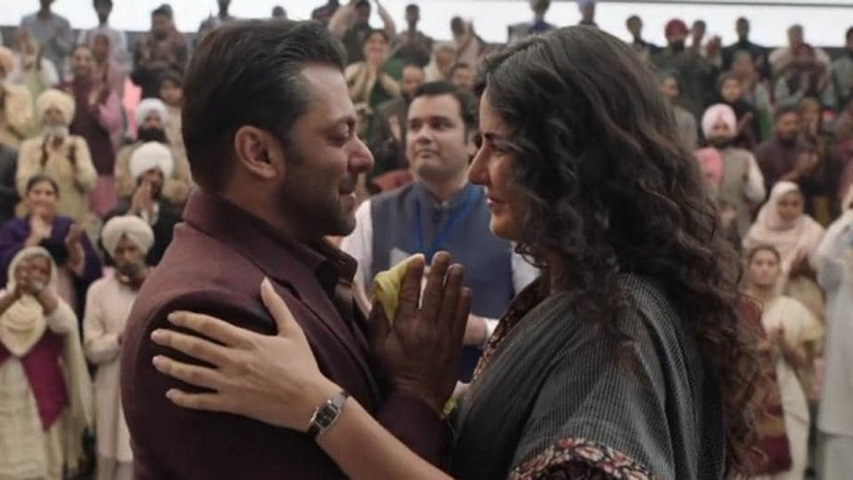 Bharat movie review: Salman Khan is at his best when Katrina Kaif is in the frame.