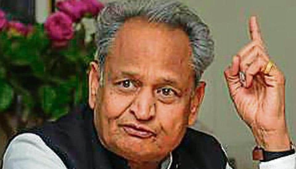 Gehlot had also said the Lok Sabha election defeat was a collective responsibility, not that of one person.