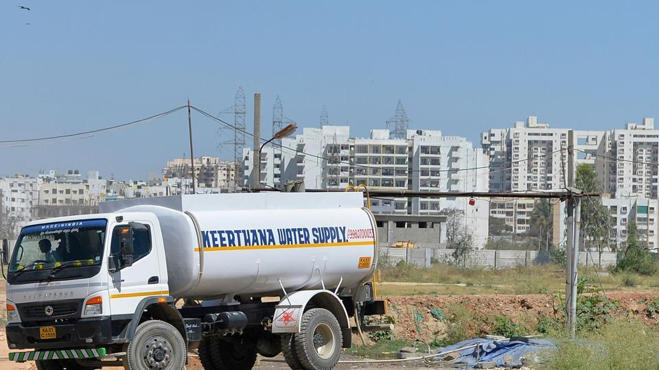 Silicon Valley,Bangalore's growing water needs,water mafia
