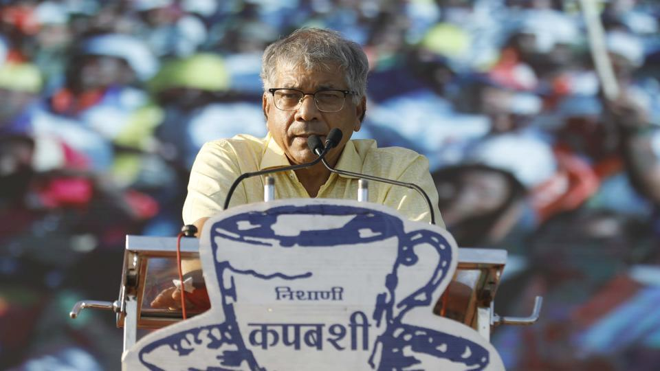 Amedkar said the VBAwas formed to represent Dalits, OBC's, Dhangars and Muslims, and had the potential to alter the political landscape of the state.