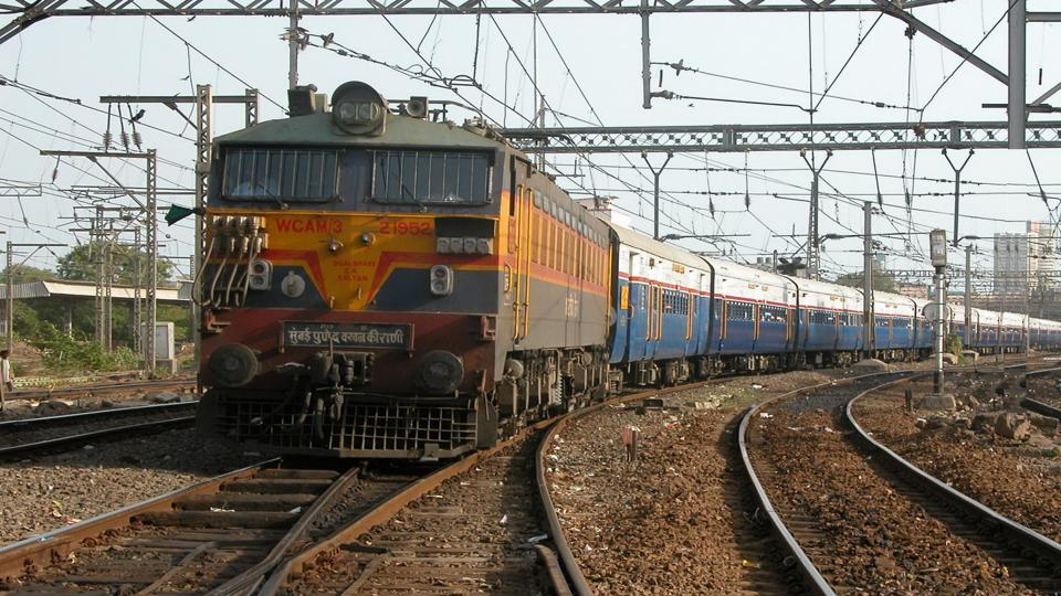 The accused allegedly thrashed his son to death, dumped his body on the railway track and fled.