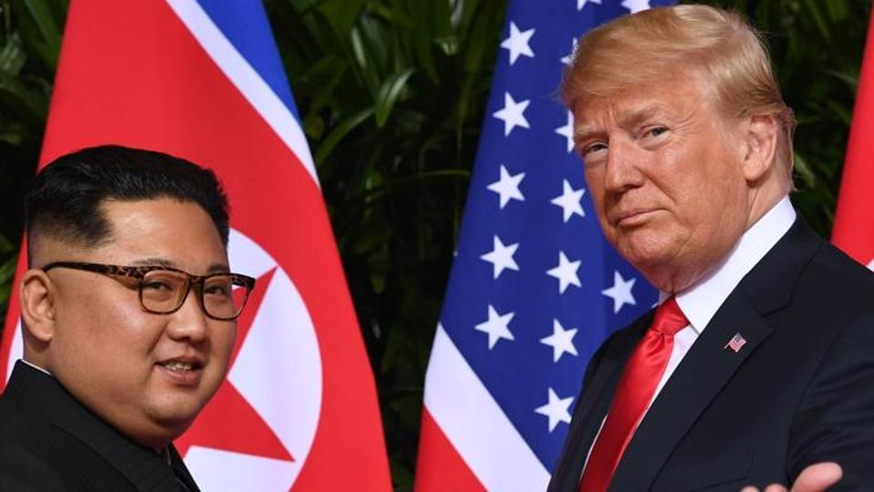 """Four months into the stalled denuclearisation talks between the United States and North Korea following the failed Hanoi summit, Pyongyang has once again urged Washington to reflect upon the """"correct strategic choice"""" to resume talks before its patience wears down, state media reported."""