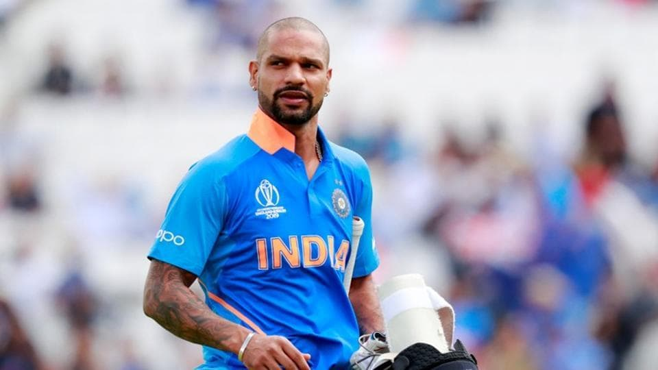 ICC World Cup 2019: Why Shikhar Dhawan holds the key against South