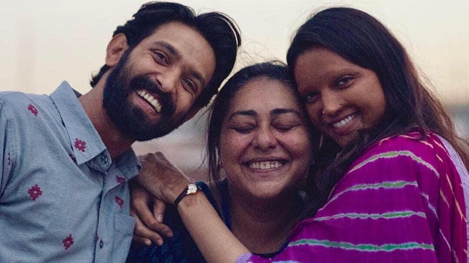 Deepika Padukone,Vikrant Massey,Meghna Gulzar