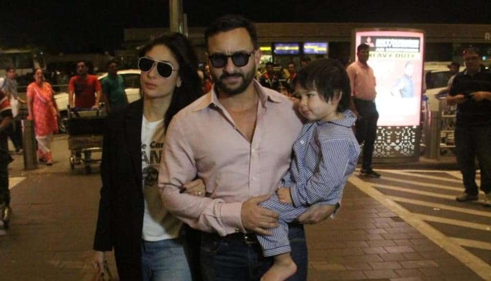 Kareena Kapoor is currently in London with her family.