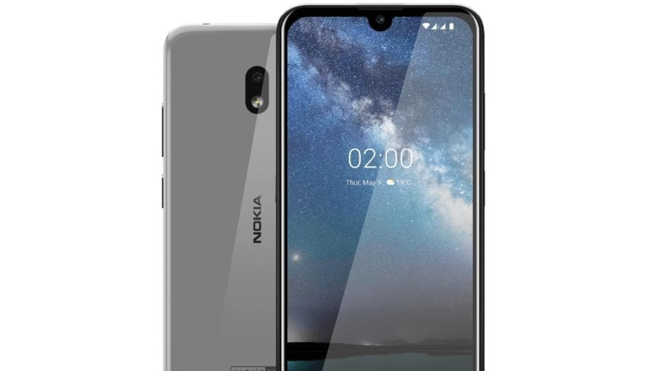 Nokia 2.2 launched in India