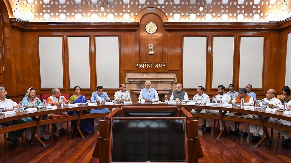 cabinet committees,eight cabinet committees,PM Modi