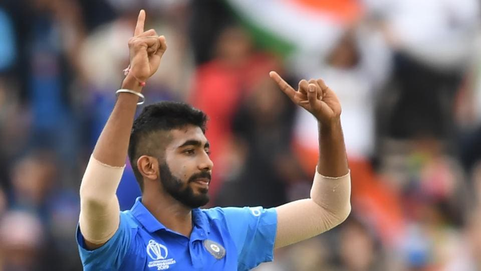 File image of India cricketer Jasprit Bumrah in action during a match.