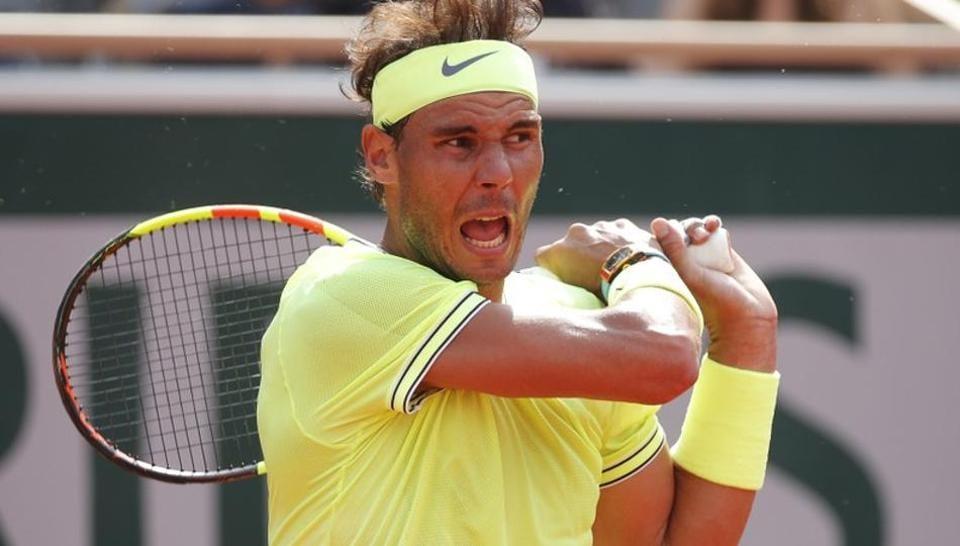 File image of Rafael Nadal