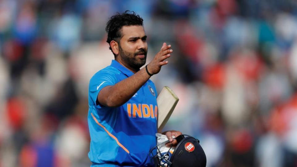 ICC World Cup 2019: Rohit Sharma - Tale of three dropped