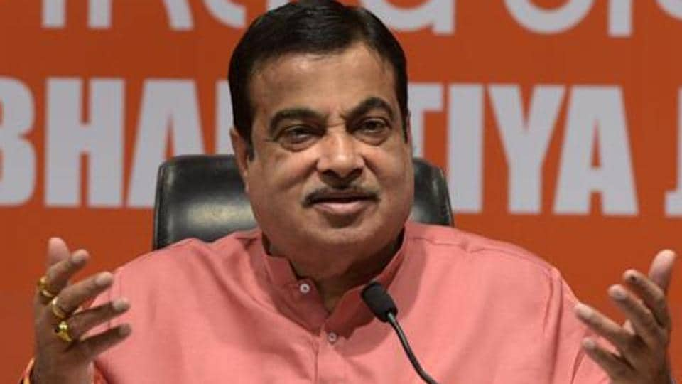 """The BJP has expelled two of its leaders in Maharashtra's Nagpur  for six years for """"abusing"""" Union minister Nitin Gadkari and saying he would lose the Lok Sabha elections even before counting of votes had started."""