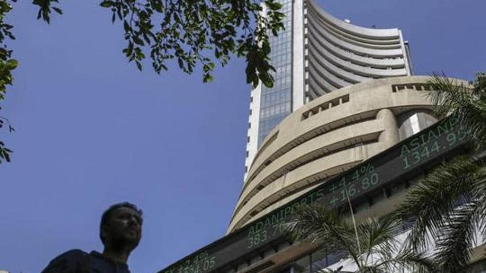 According to traders, investor sentiment took a hit after the RBI lowered its benchmark lending rate to nearly a nine-year low of 5.75 per cent.