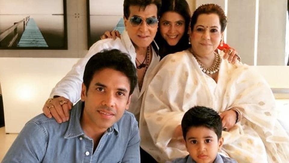1e6d9259 Ekta Kapoor never shares her son Ravie Kapoor's pictures on social ...