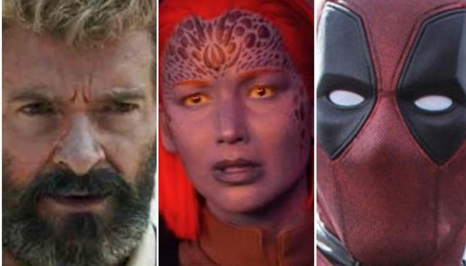 Hugh Jackman, Jennifer Lawrence and Ryan Reynolds were each catapulted to global stardom after appearing in the X-Men films.