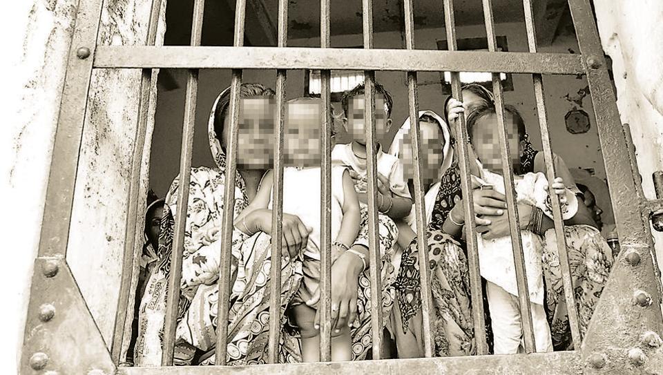 women inmates,NHRC,prison reforms