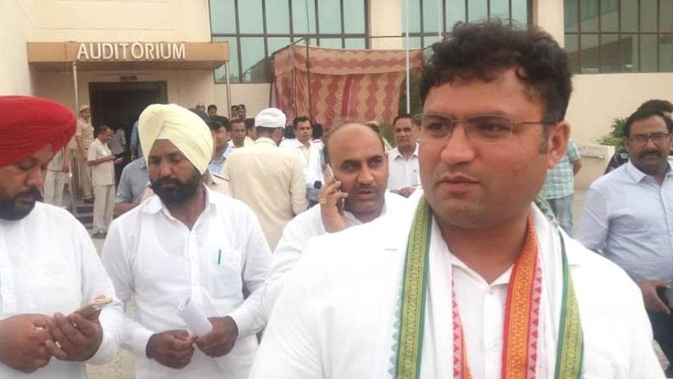 Facing flak over Congress' loss in Haryana during the recently held Lok Sabha polls, state unit chief Ashok Tanwar  said he will continue to work towards strengthening the party.