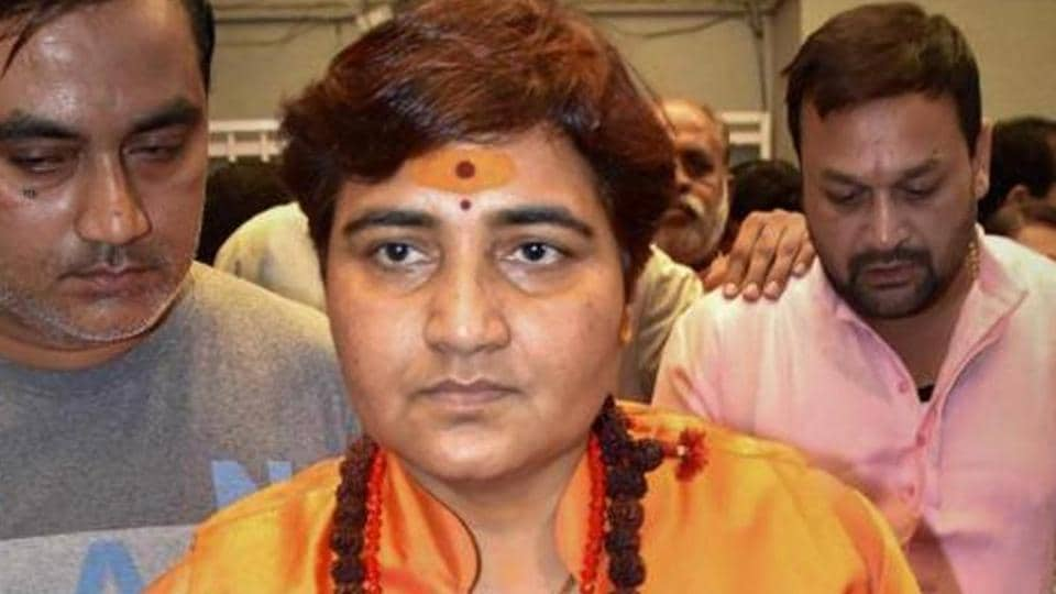 The last time Pragya had shown up in the court was during framing of charges in the case in October last year.