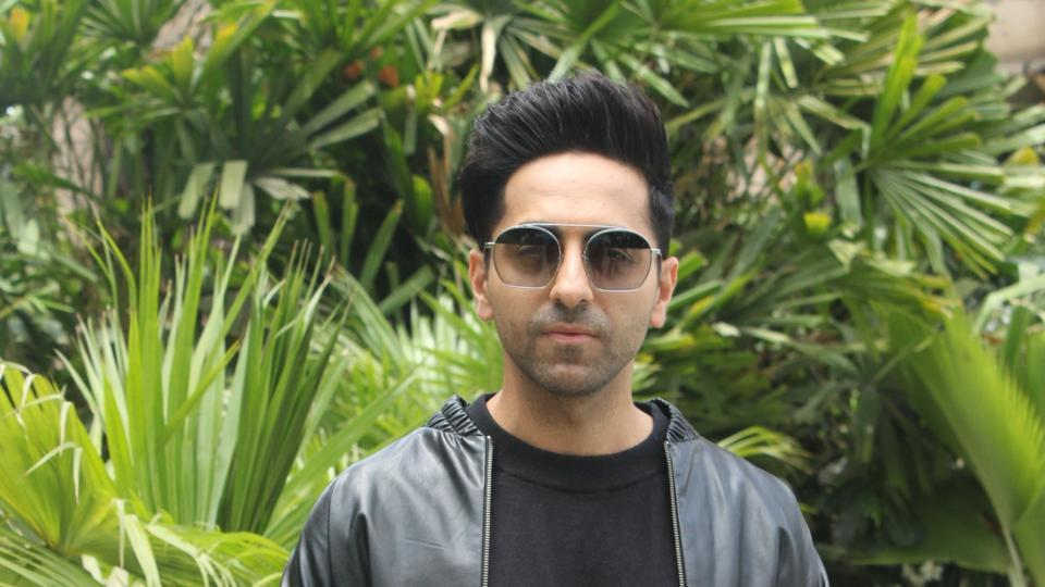 Actor Ayushmann Khurrana during the promotion of his upcoming film Article 15, in Mumbai, on May 21, 2019.