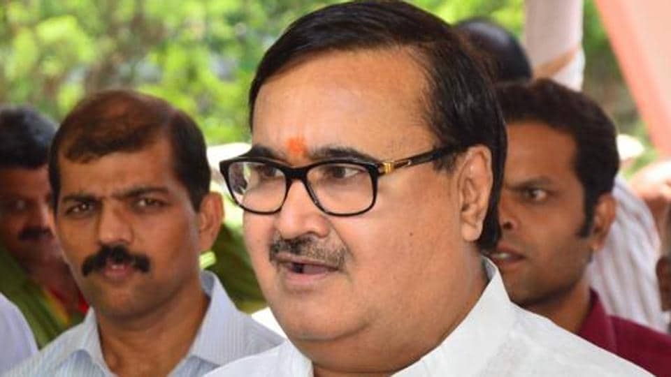State housing minister Prakash Mehta said he was unaware of the report being submitted to the government.