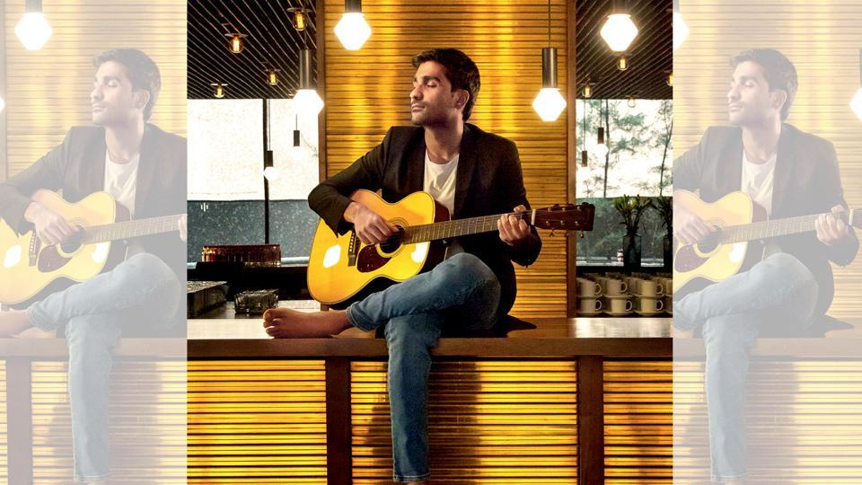 Prateek Kuhad is humming his way into the hearts of the youngsters ; On Prateek: jacket, Zara; jeans, Gap. Location courtesy: Roseate House