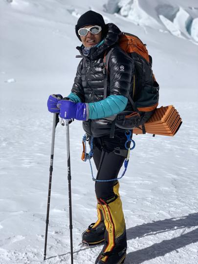 Mount Everest,Anita Kundu,Nepal