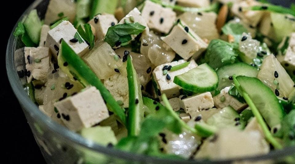 Treat yourself to vegan delights