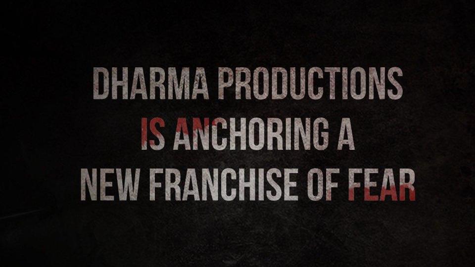 Karan Johar has shared that he plans a horror film that will release on November 15.