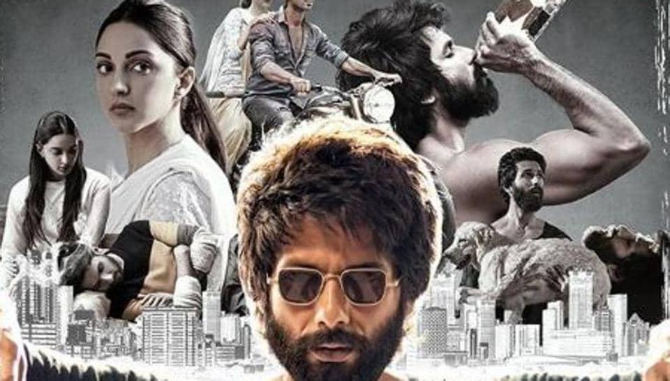 Kabir Singh stars Shahid Kapoor and Kiara Advani in the lead roles.