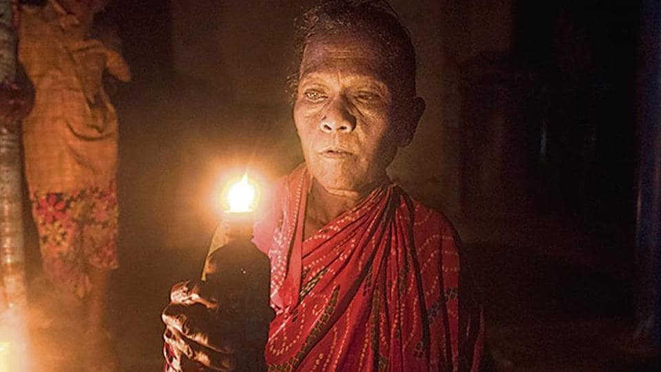 Villagers of Naushacha panda which is a part of Aarey colony living without Electricity in Mumbai.