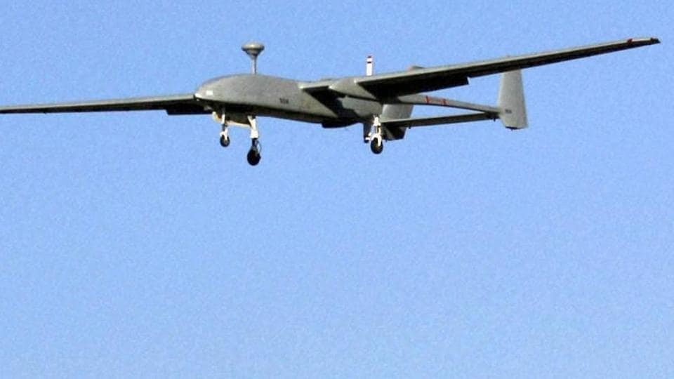 India was the first non-treaty partner to be offered a MTCR Category-1 Unmanned Aerial System – the Sea Guardian UAS manufactured by General Atomics. (PTI file photo )