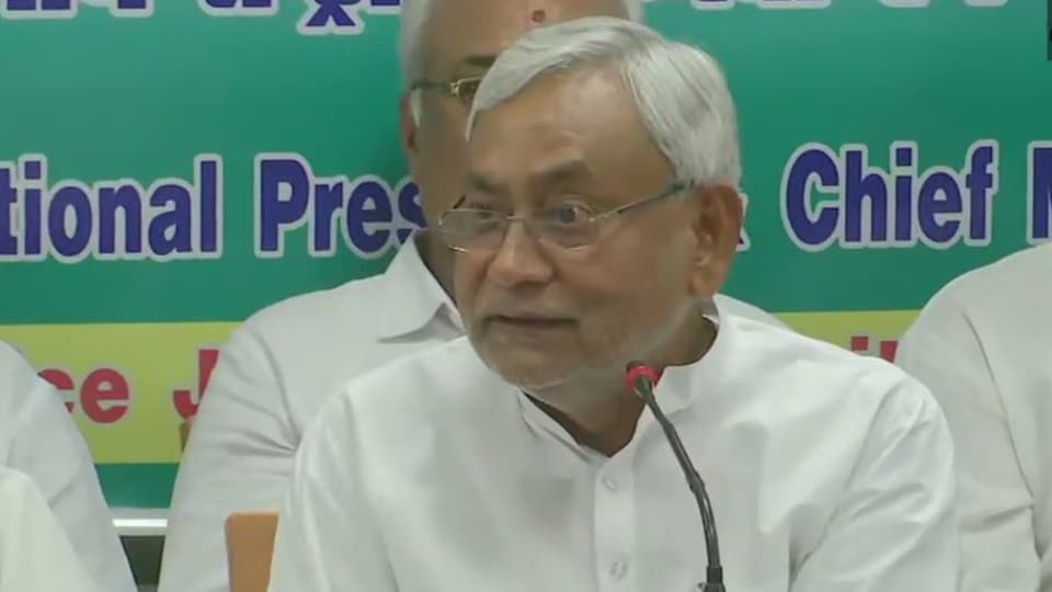 The JD(U),Nitish Kumar's party, and the BJP are in alliance both at the Centre and in Bihar. Though Nitish Kumar was present in Delhi for PM Modi's swearing-in, he opted out of the NDA government after disagreement over berths.