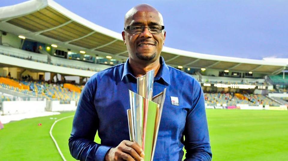 Former West Indies fast bowler Ian Bishop