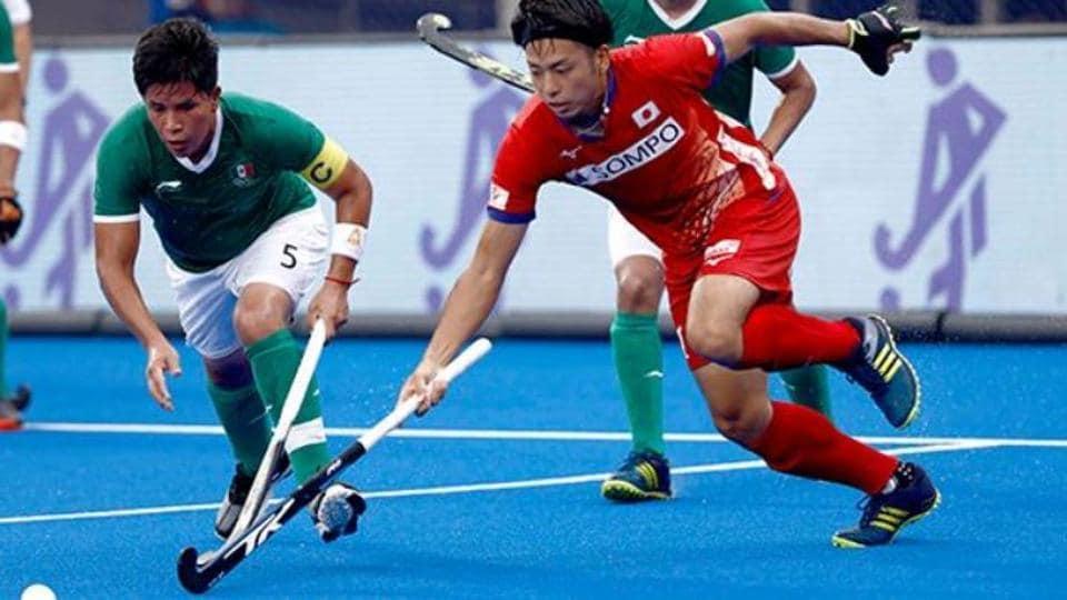 Despite setbacks, Japan's hockey team aims high