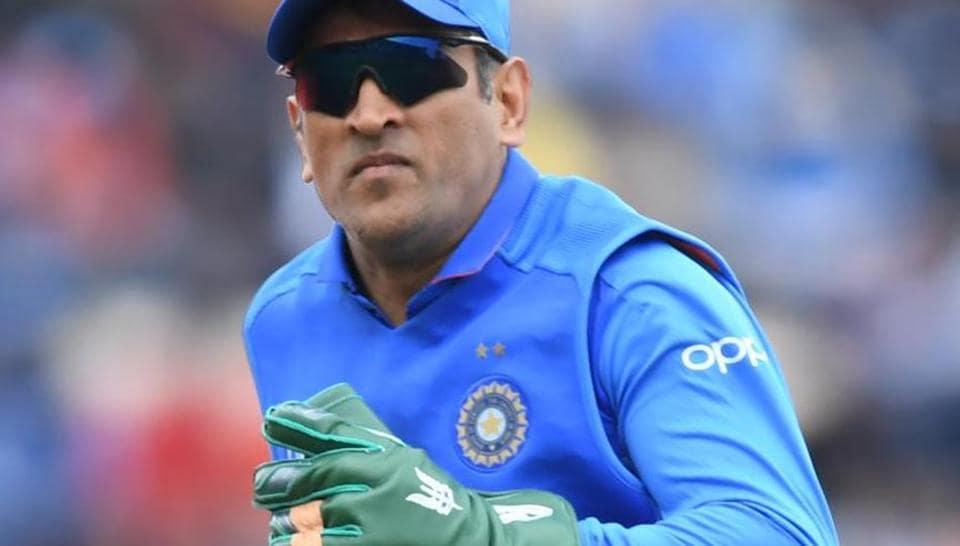 MSDhoni,MSDhoni glove controversy,Vinod Rai