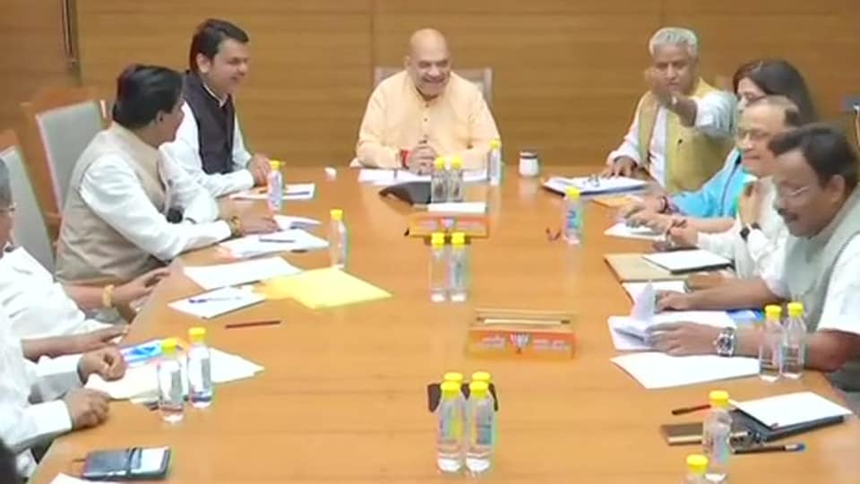 Shah also underlined that candidate selection should be without bias or favour, the leaders said.