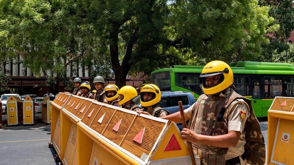 mental illness,Delhi police,depression