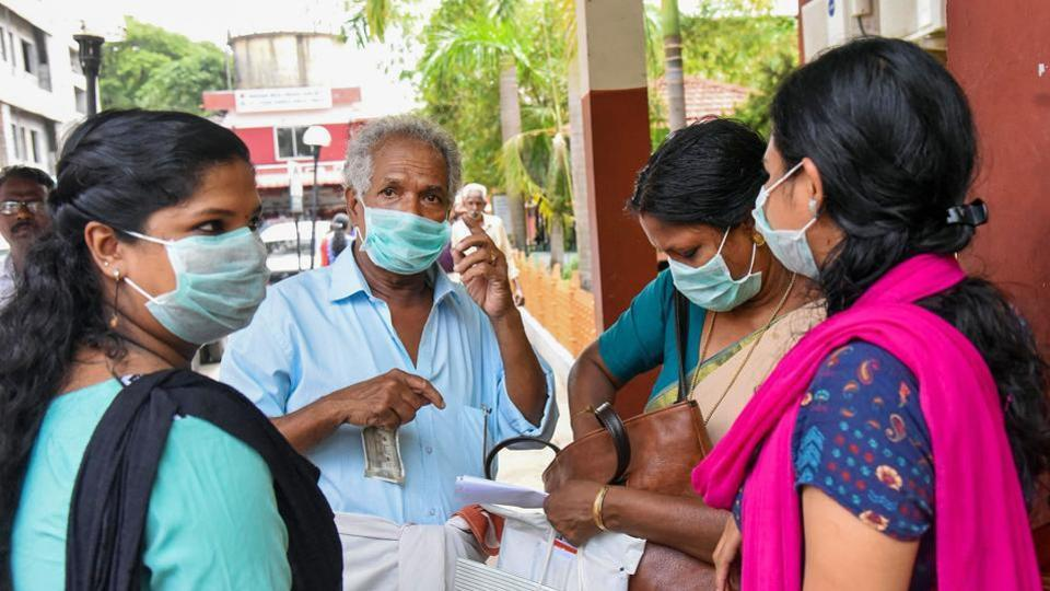 As on today, eight patients are there in the isolation ward and seven of them were found negative for the Nipah Virus.