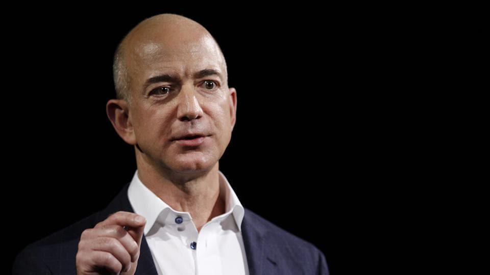 Jeff Bezos,Amazon founder,Amazon Founder and CEO