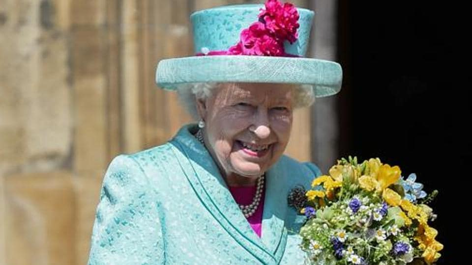 Queen Elizabeth II, who turned 93 in April, officially marks her birthday on Saturday with a traditional ceremony in central London.