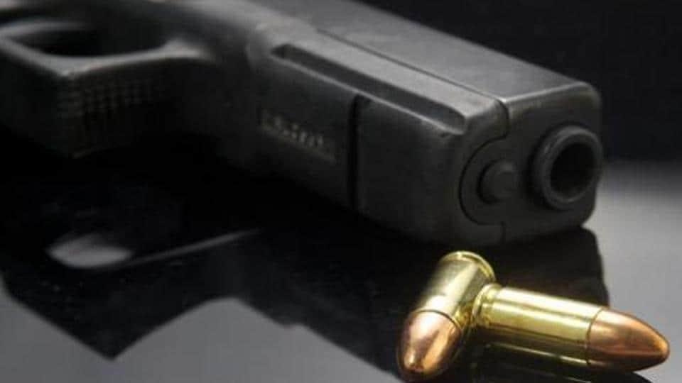 man,bullets,Bihar